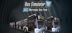 Купить Bus Simulator 18 - Mercedes-Benz Bus Pack 1
