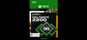 Купить FIFA 21 (Xbox). FIFA 21 ULTIMATE TEAM™ 2200 POINTS (Xbox)