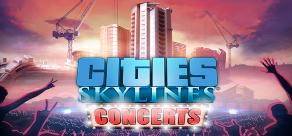 Купить Cities: Skylines - Concerts