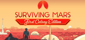 Купить Surviving Mars - First Colony