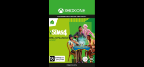 Купить The SIMS 4 (Xbox). THE SIMS 4: PARANORMAL STUFF PACK (Xbox)