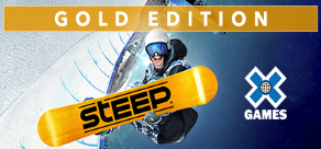 Купить Steep X Games Gold Edition