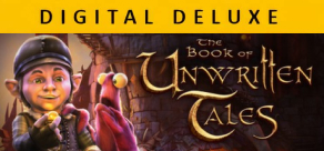 Купить The Book of Unwritten Tales - Deluxe Edition