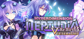 Купить Hyperdimension Neptunia Re;Birth3 V Generation