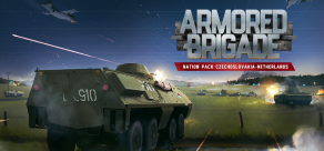 Купить Armored Brigade Nation Pack: Czechoslovakia - Netherlands