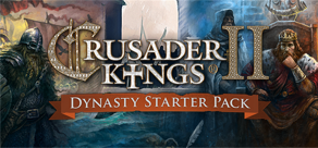 Купить Crusader Kings II Dynasty Starter Pack