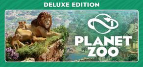 Купить Planet Zoo Deluxe Edition