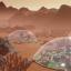 Скриншот из игры Surviving Mars: Stellaris Dome Set