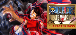 Купить One Piece: Pirate Warriors 4. ONE PIECE: PIRATE WARRIORS 4 - Character Pass