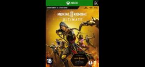 Купить Mortal Kombat 11 Ultimate (Xbox)