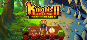 Купить Knights of Pen and Paper 2 - Dragon Bundle