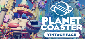 Купить Planet Coaster - Vintage Pack