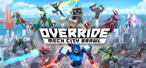 Купить Override: Mech City Brawl