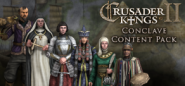 Crusader Kings II: Conclave Content Pack