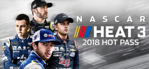 Купить NASCAR Heat 3 - 2018 Hot Pass