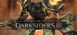Купить Darksiders III - Keepers of the Void