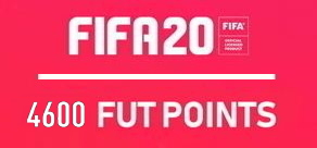 Купить FIFA 20 ULTIMATE TEAM FIFA POINTS 4600