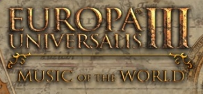 Купить Europa Universalis III Music of the World
