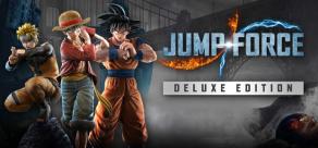 Купить Jump Force - Deluxe Edition