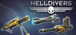 Купить HELLDIVERS™ Dive Harder Edition. HELLDIVERS™ - Weapons Pack