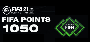 Купить НАБОР FIFA 21 ULTIMATE TEAM FIFA POINTS 1050