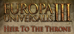 Купить Europa Universalis III: Heir to the Throne