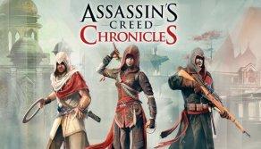 Купить Assassin's Creed Chronicles: Trilogy