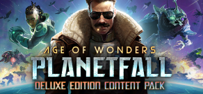 Купить Age of Wonders: Planetfall - Deluxe Edition Content