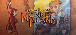 Купить Escape from Monkey Island™