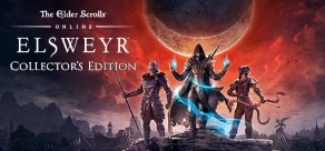 Купить The Elder Scrolls Online - Elsweyr (Bethesda) Digital Collector's Edition