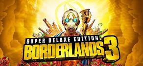 Купить Borderlands 3 (Steam). Borderlands 3 Super Deluxe Edition (Steam)