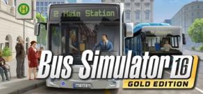 Купить Bus Simulator 16 - Gold Edition