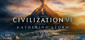 Купить Sid Meier's Civilization VI (Steam). Sid Meier's Civilization VI: Gathering Storm (Steam)