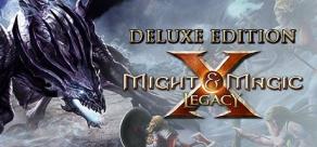 Купить Might & Magic X - Legacy: Deluxe Edition