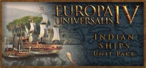 Купить Europa Universalis IV: Indian Ships Unit Pack