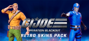 Купить G.I. Joe: Operation Blackout - Retro Skins Pack