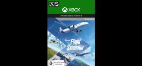 Купить Microsoft Flight Simulator: Deluxe Edition