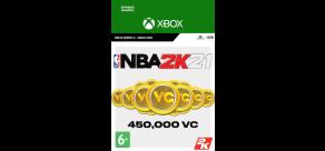 Купить NBA 2K21 (Xbox). NBA 2K21: 450,000 VC (Xbox)