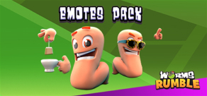 Купить Worms Rumble: Emote Pack