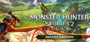 Купить Monster Hunter Stories 2: Wings of Ruin - Deluxe Edition
