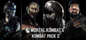 Купить Mortal Kombat X: Kombat Pack 2