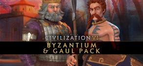 Купить Sid Meier's Civilization VI (Steam). Civilization VI - Byzantium & Gaul Pack (Steam)