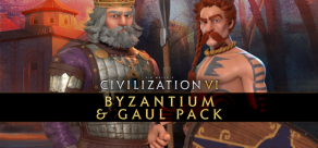 Купить Sid Meier's Civilization VI. Civilization VI - Byzantium & Gaul Pack (Steam)