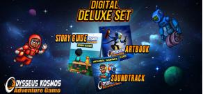 Купить Odysseus Kosmos and his Robot Quest (Complete Season). Odysseus Kosmos and his Robot Quest: Digital Deluxe Set