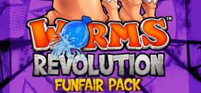 Купить Worms Revolution - Funfair DLC