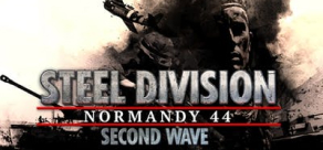 Купить Steel Division: Normandy 44 - Second Wave