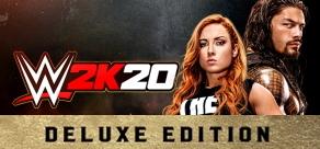 Купить WWE 2K20 Deluxe Edition