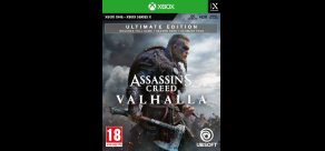Купить Assassins Creed: Valhalla (Xbox). Assassins Creed: Valhalla - Ultimate Edition (Xbox)