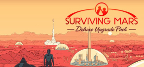 Купить Surviving Mars: Deluxe Upgrade Pack