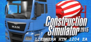 Купить Construction Simulator 2015: Liebherr HTM 1204 ZA